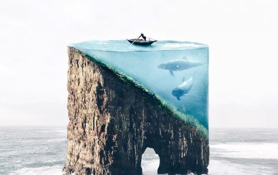 Surreal Photo Manipulations by Luisa Azevedo