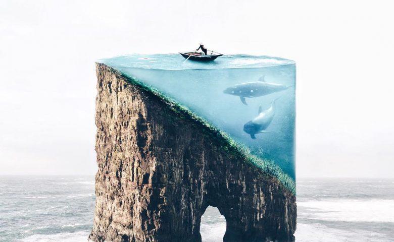 Surreal Photo Manipulations by Luisa Azevedo