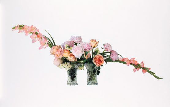 Hyperrealistic Paintings of Floral Arrangements Resembling Animals