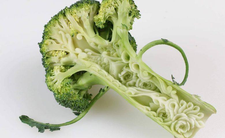 Exquisite Food Sculptures by Daniele Barresi