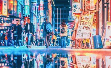 Stunning Nighttime Photographs Of Japan by Naohiro Yako