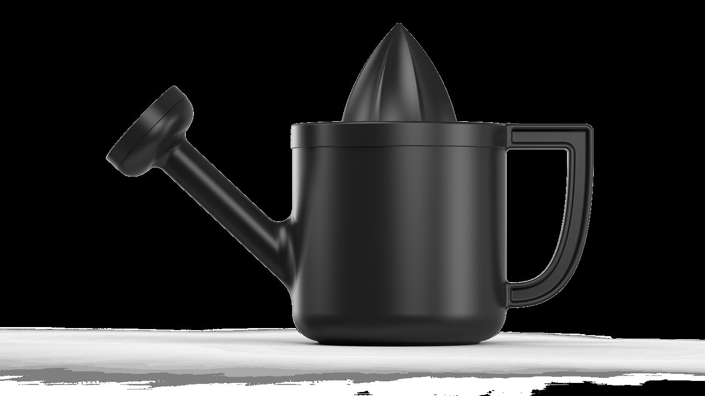Lemoniere, a Cool Kitchen Gadget by Gil Cohen
