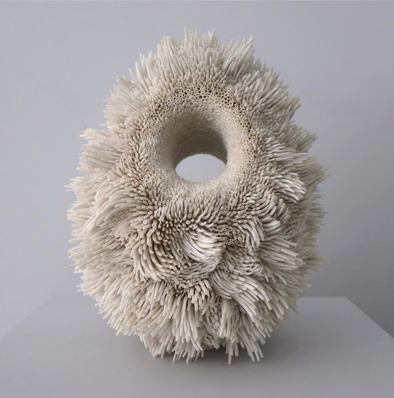 Mesmerizing Seashell Sculptures by Rowan Mersh
