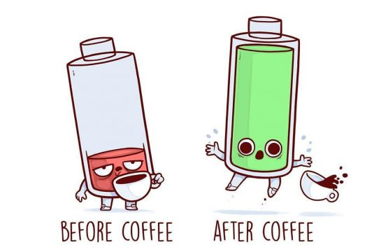 Artist Explores Before and After Daily Situations In a Series of Funny Illustrations
